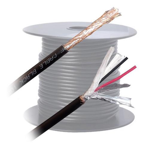 10 Mts Cable Para Micrófono Estereo - Electroimporta -