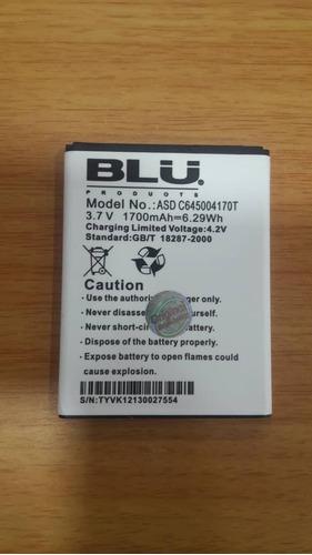 Bateria Pila Blu Studio Advance A310 C645004170t 4170t