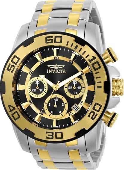 Relógio Invicta Pro Diver 22322 Calendário Cronógrafo