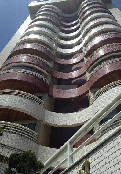 Apartamento Residencial À Venda, Jardim Do Mar, São Bernardo Do Campo. - Ap0947
