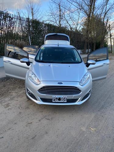 Ford Fiesta Kinetic Design 2015