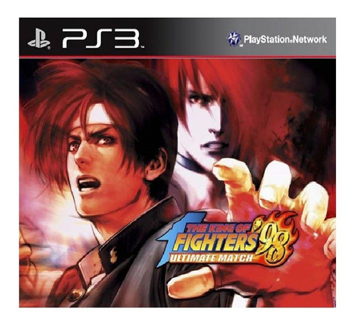 The King Of Fighters 98 Ultimate Match Ps3 Psn Kof 98 Play 3