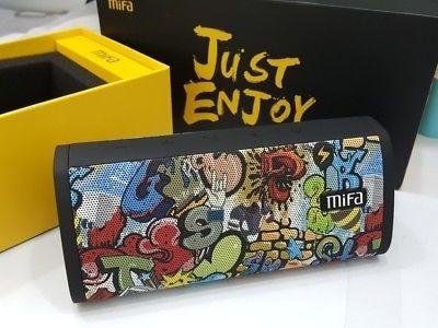 Caixa Som Original Mifa A10 Bluetooth 4.2 Jbl Sony Provagua