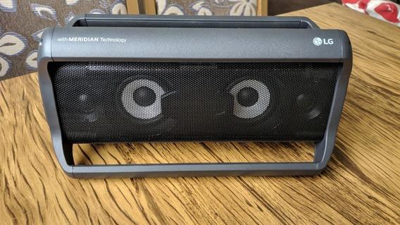 Caixa Som Bluetooth Speaker Lg Pk7 Xboom Go 40 Wrms