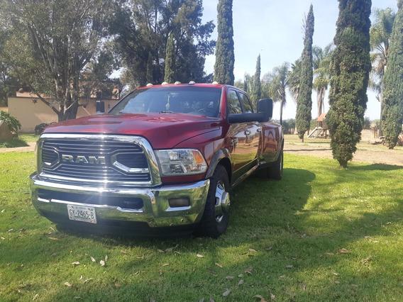 Dodge Ram 3500 Laramie Quemacocos