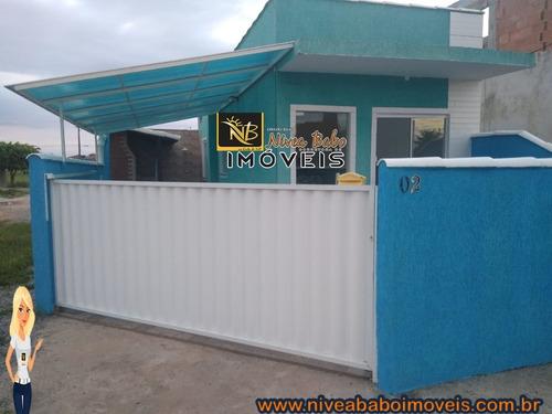 Imagem 1 de 9 de Casa Em Unamar Cabo Frio Casa Super Linda Em Unamar Cabo Frio Região Dos Lagos - Vcap 219 - 69409399