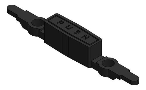Push Boton Para Valijas Repuesto 3d Rab  Push1-neg