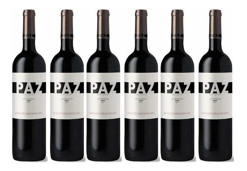 Vino Paz Syrah De Finca Las Moras X750cc Caja X6