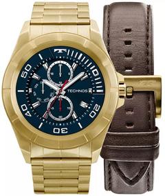 Relógio Technos Masculino Connect Smartwatch Srab/4p