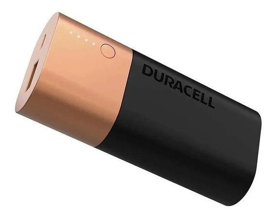 Cargador Portátil Duracell Powerbank 6700mah Carga Rápida