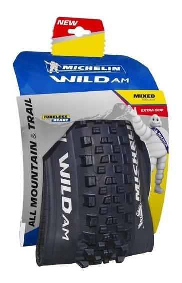 Pneu Michelin 29x2.35 Wild Competition All Mountain 3x60 Tpi