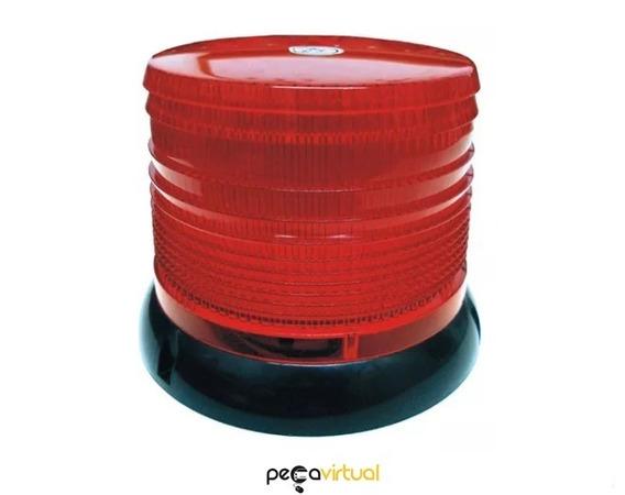 Giroflex Dupla Função Dni4081 Funciona C Led Vermelha 12/24v