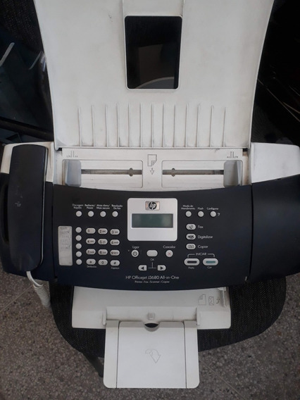Impressora Multifuncional Hp Officejet J3680 No Estado