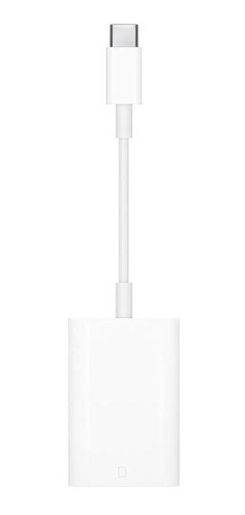 Adaptador Apple Usb-c Para Cartão Sd, Para iPad E Macbook