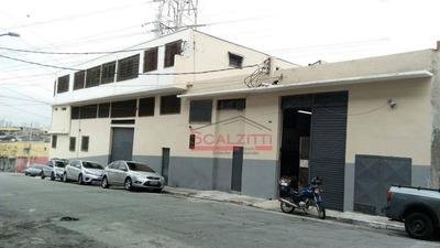 Galpão Comercial Para Locação, Vila Prudente, São Paulo. - Ga0028