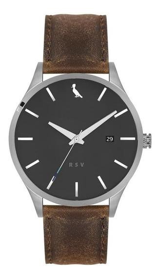 Relógio Reserva Masculino Ref: Re2315af/2a Casual Prateado