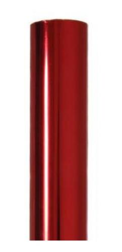 Imagem 1 de 2 de Repeteco - Foil Metalizado Para Minc - Cor Vermelho - 1 Un -