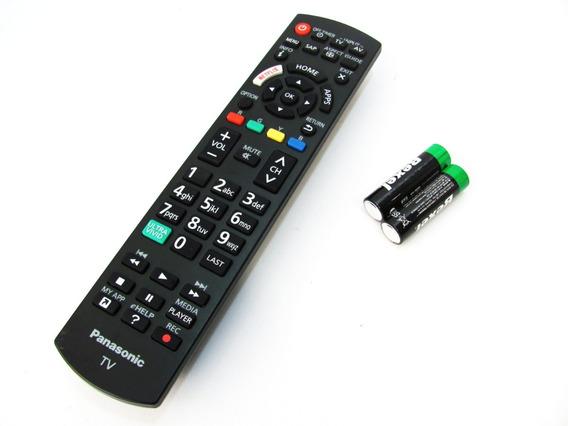 Controle Panasonic Tc-49es630b Tc-43es630b Original + Nf