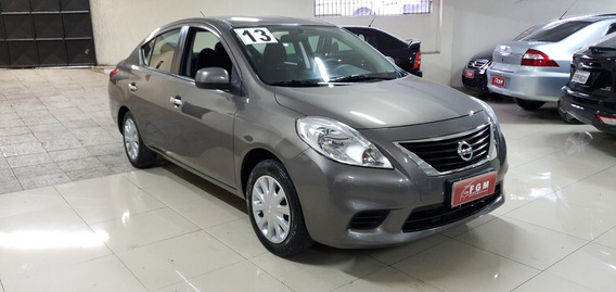 Nissan Versa Sv 1.6 16v Flex Manual 2013