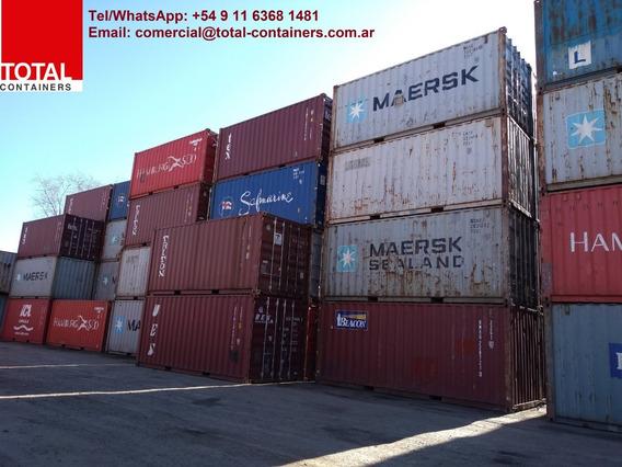 Contenedores Maritimos Usados Containers 20