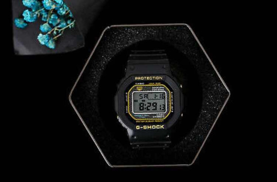 Relógio Casio 35 Th Anniversary Limited Edition Mens Dw5035