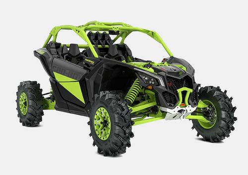 Utv Can Am Maverick X3 Max Mr Turbo Rr Año 2021 Kasia