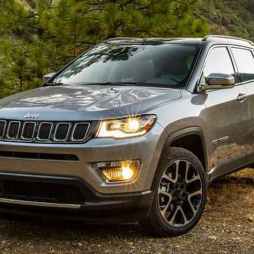 Jeep Compass Longitude Diesel 4x4 9at 2021/2021