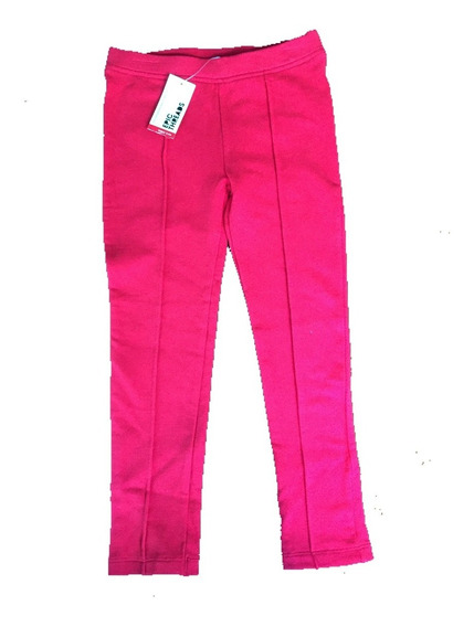 Pants Epic Threads Para Niña Color Rojo Talla 6