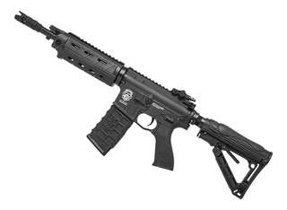 Rifle M4 Airsoft Automatico A Ráfaga, Envío Todo Perú