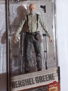 Hershel Greene. The Walking Dead