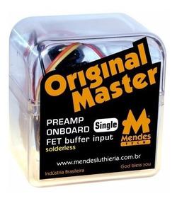Preamps Mendes Luthieria Original Master Single