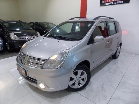 Nissan Livina 1.8 Sl 2012 Automatica + Couro (top De Linha)