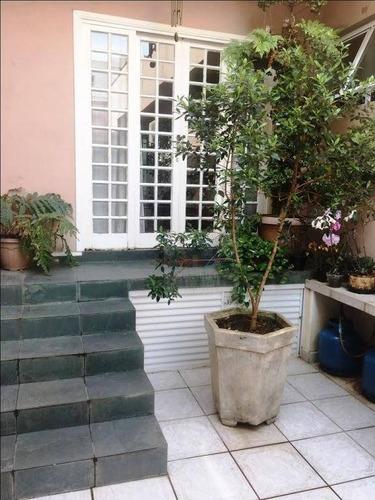 Casa Com 4 Dormitórios À Venda, 174 M² Por R$ 950.000,00 - Campo Grande - Santos/sp - Ca0483