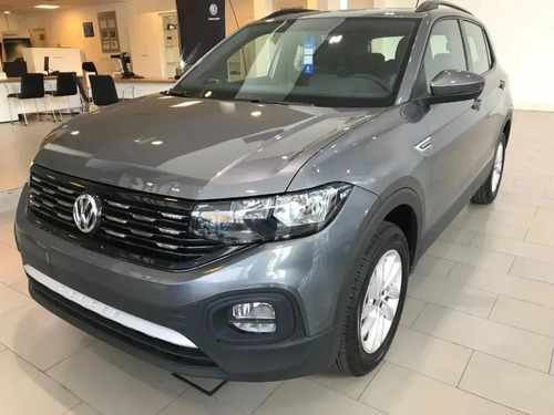 Volkswagen 0km Tcross Comfortline 1.0tsi Entrega Inmediata B