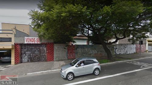 Terreno 02 Frentes - Vila Souza  - St16079