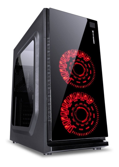 Cpu Pc Gamer Core I7 8gb Hd 1tb Gtx 1050 2gb Wifi Promoção!