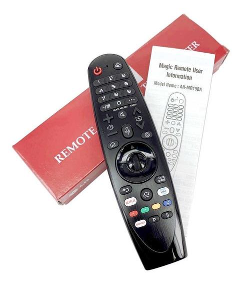 Controle Remoto LG P/tv Lcd Akb75635305 Magic An-mr19ba