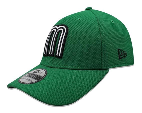 Gorra New Era 39 Thirty Lmp México Copa America 2016 Verde