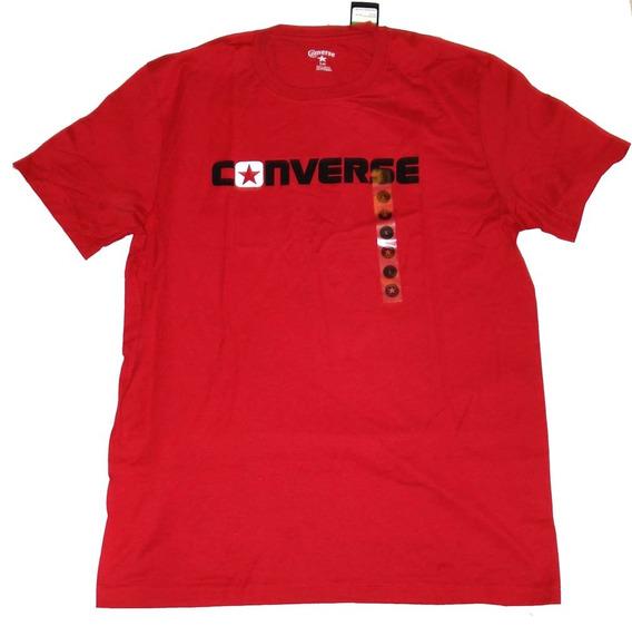 Remeras Converse Originales Talles S, M Importadas Nuevas!