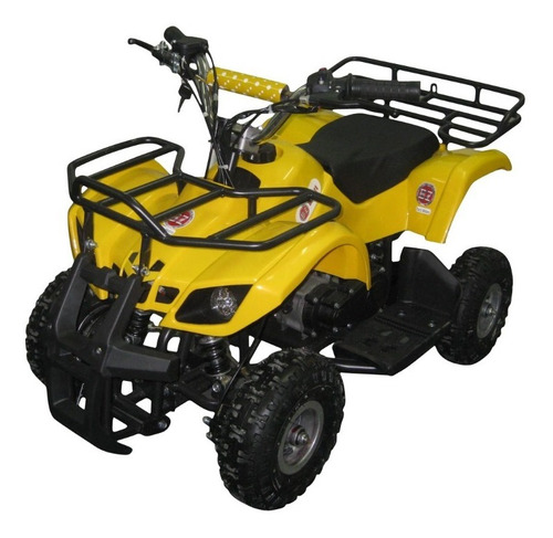 Quadriciclo Infantil À Gasolina Partida 49cc Elétrica Bz Rex