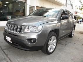 Jeep Compass Limited 2.4 Cvt Automatica 4x4 2013