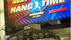 Nba Hang Time Para Nintendo 64 - Frete Grátis