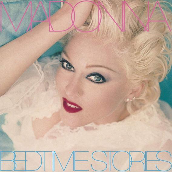 Madonna Bedtime Stories Cd Nuevo Original En Stock