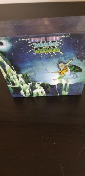 Uriah Heep - Box Coleção Original Japones 7 Mini-lp + Bonus