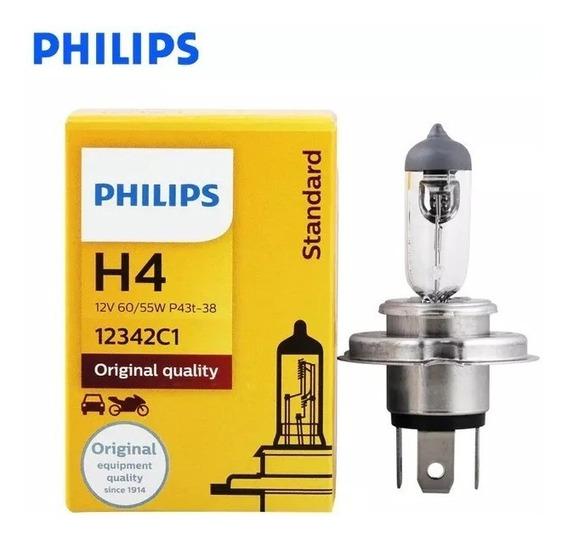 Lampada Philips H4 60/55w 12342c1