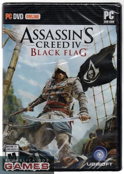 Jogo Lacrado Assassin´s Creed 4 Black Flag - Pc