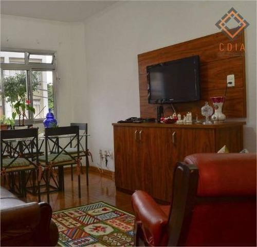 Apartamento Para Compra Com 2 Quartos Localizado Em Perdizes - Ap53055