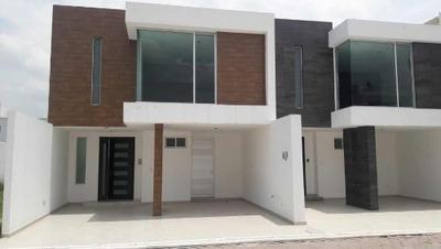 Casa En Venta Cholula Fracc Nuevo Leon