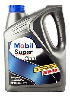 Mobil 20w50 Galon