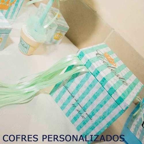 Cofre De Madera Premium Personalizado Para Cintas Con Dijes